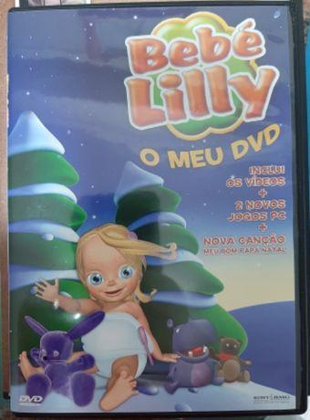 DVD Bebé Lilly