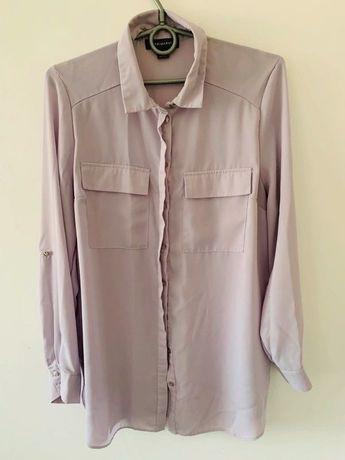 Primark lawendowa koszula rozmiar xl