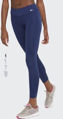 Leggings Tenth azuis