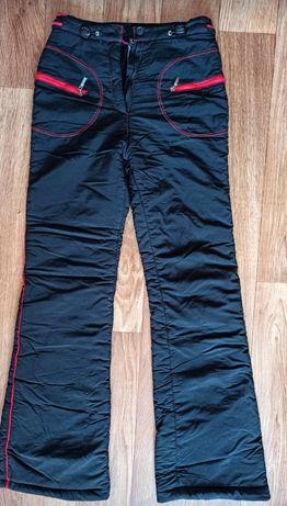 Теплые лыжные брюки