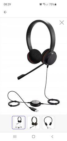 Słuchawki JABRA Evolve 20 MS stereo USB