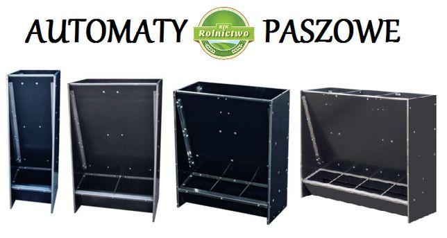 Automat_karmnik_paśnik paszowy, dla tuczników lub warchlaków na sucho