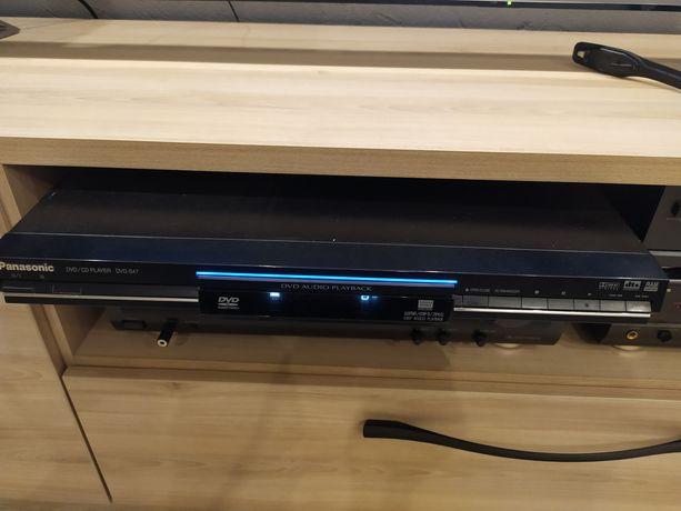 Odtwarzacz Dvd Panasonic.