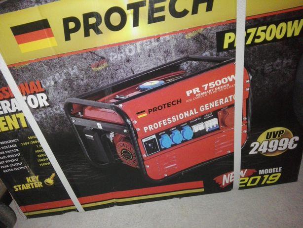 Gerador Protech PR 7500W (NOVO)