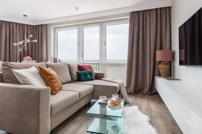 Wyjątkowy Apartament - nowy, klimatyzacja, balkon, piękny widok