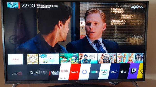 LG Smart TV 43 4k