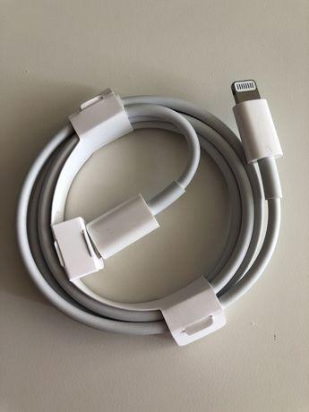 Cabo USB-C para lightning 1m NOVO