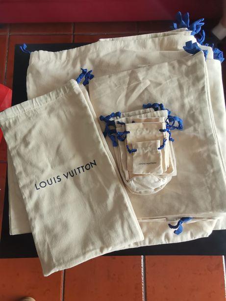 Vendo dustbags LOUIS VUITTON