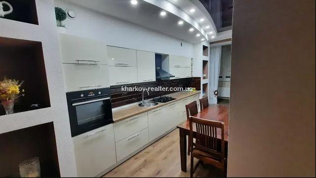 Продам 3 комнатную квартиру ЖК Салтовский W S4