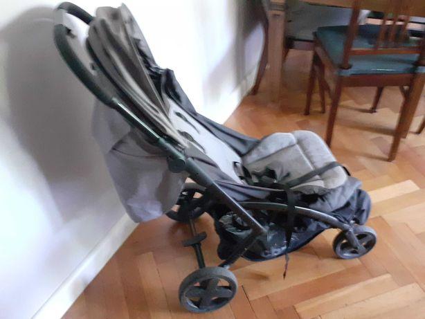 Wózek spacerowy Cybex Cbx Etu Grey [REZERWACJA]