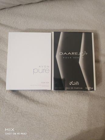 Avon pure for him & Rasasi Daarej