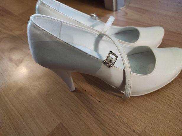 Sprzedam pilnie buty do ślubu