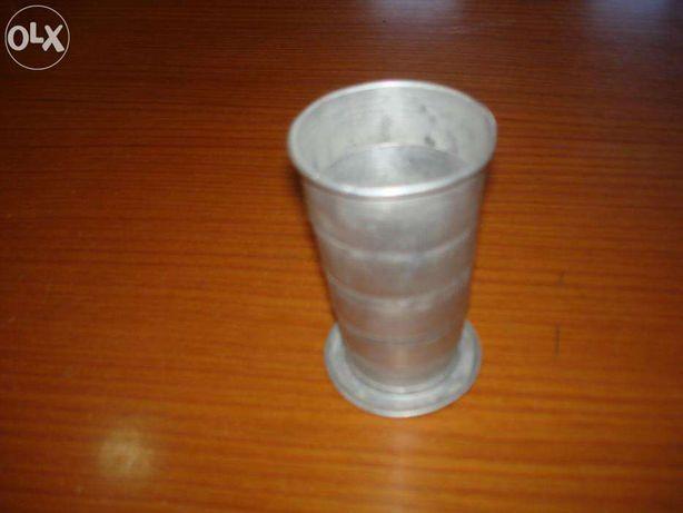 Copo de alumino rarissimo