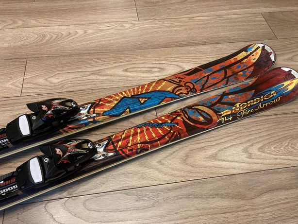 Горные лыжи Nordica Fire Arrow 74 164cm
