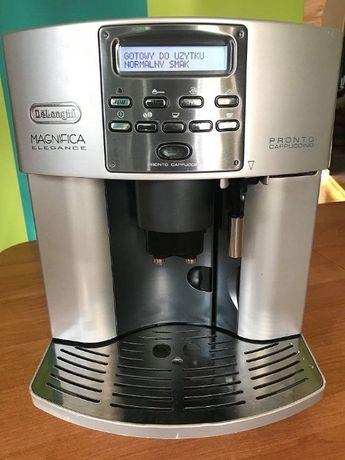 Ekspres do kawy Delonghi model ESAM 3600 z linii Magnifica Elegance