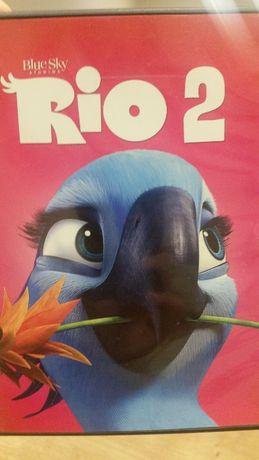 Rio 2 Bajka.Zamienię na książkę dla nastolatek. 11- 13 lat.