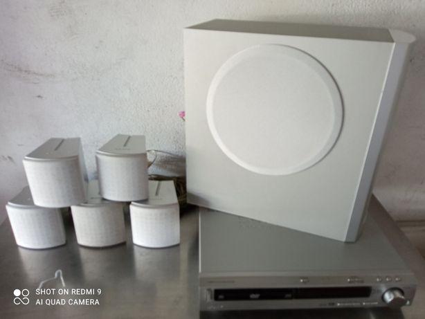 Kino domowe Sony DVD odtwarzacz
