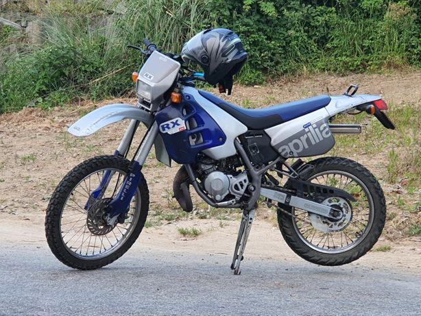 Aprilia Rx50 versão Enduro