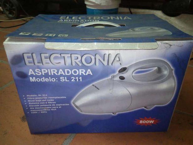 Aspirador electronia