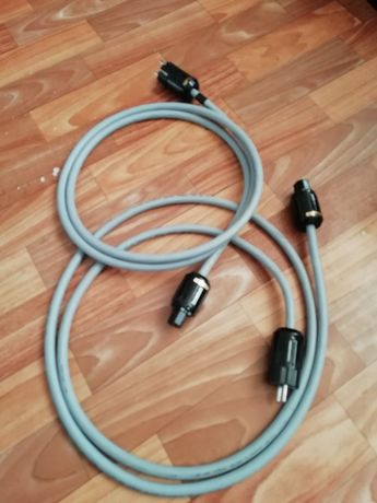 Сетевой кабель (для аудио)