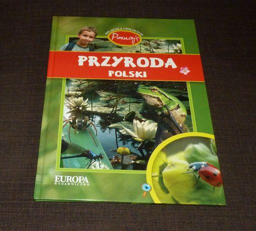 Atlas dla ciekawych - Przyroda Polski