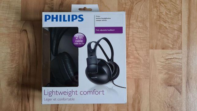 Słuchawki przewodowe PHILIPS SHP1900 (Nieużywane)