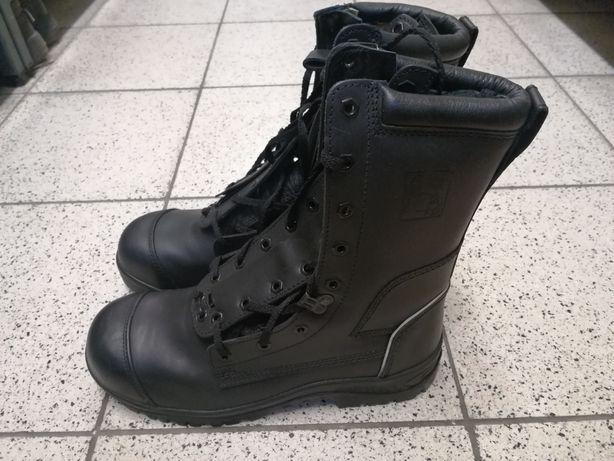 Buty wojskowe skórzane nowe Herkules