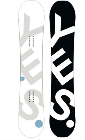Prancha snowboard yes basic 158