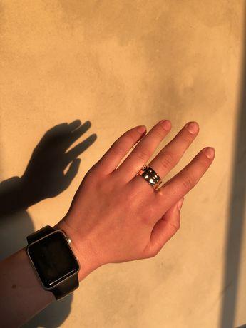 Кольцо перстень срібло
