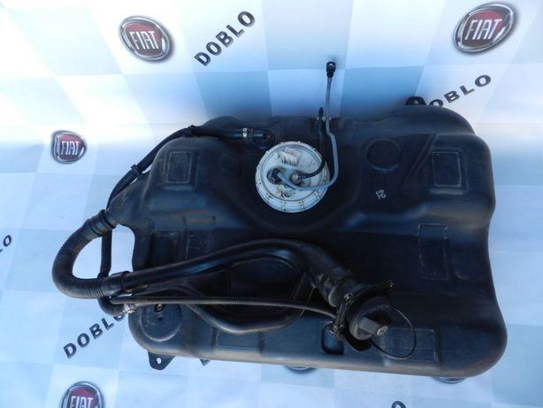 Топливный насос 1.3 1.4 1.6 1.9 груша бак Fiat Doblo Добло Combo 01-15