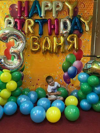 Детский день рождения, Аниматоры, детский праздник