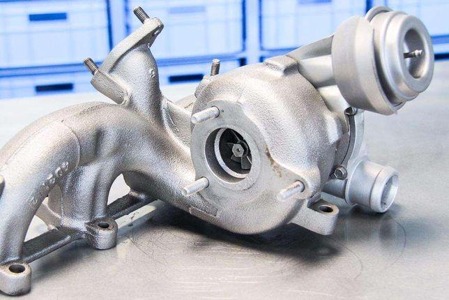 Turbosprężarka 2.0 Hdi Regeneracja Citroen Berlingo Peugeot Partner
