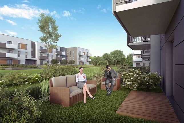 Продается 2-к квартира 40м2 в Варшаве! Новый комплекс, выгодная цена