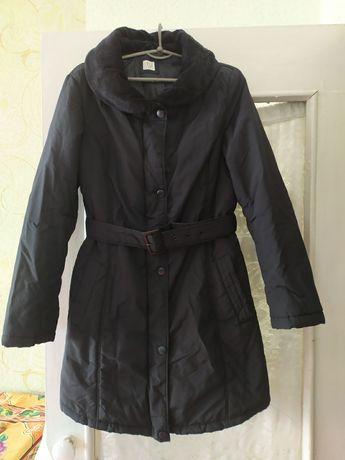Демисезонная зимняя удлиненная теплая куртка, курточка TU