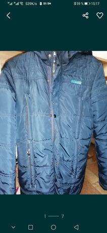 Зимняя куртка в идеальном состоянии