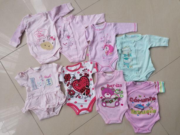 Body niemowlęce rozmiar 56-62