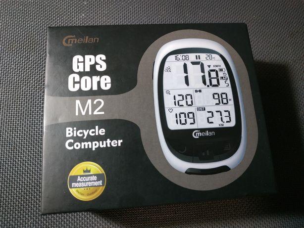 Велокомпьютер Meilan M2 GPS
