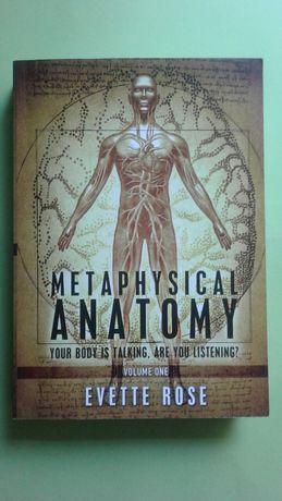 Книга Metaphysical anatomy Evette Rose