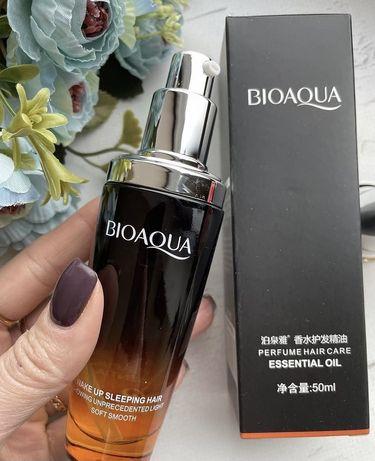 Сыворотка -масло для поврежденных волос Bioaqua - с лим