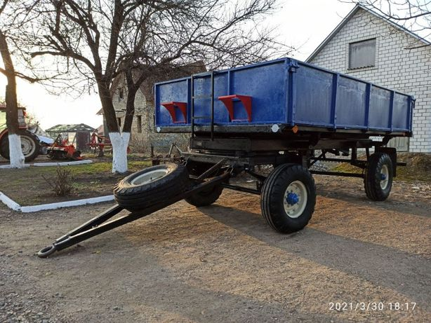 Продам Тракторний Прицеп 2ПТС-4 ТОРГ