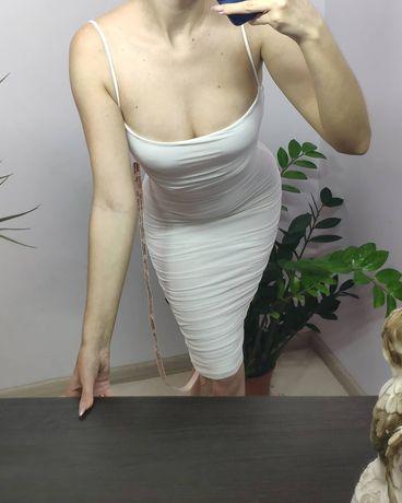 Платье oh polly белое