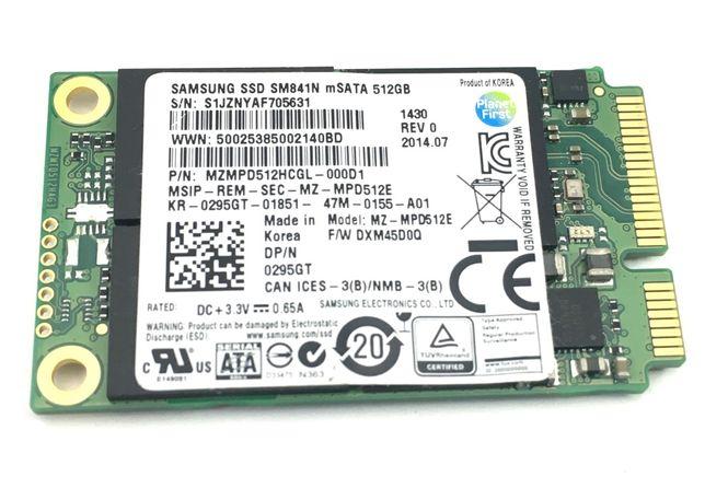SSD mSATA на 512Gb | ССД мСАТА Для ноутбука или ПК