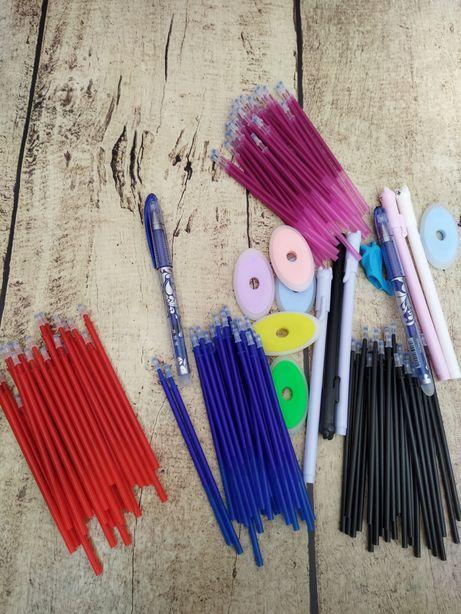 Безкоштовна доставка, Пиши стирай, стержні, стержни, ручки, пасти