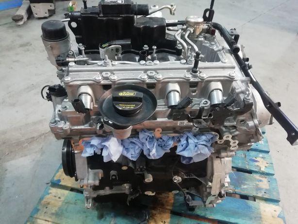 Двигатель мотор 2.0 Discovery Sport Velar lr098023 h4p36006la