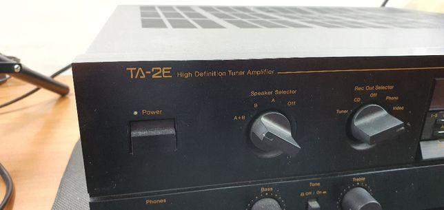 NAKAMICHI TA-2E Znakomity Amplituner Stereo 2x50W