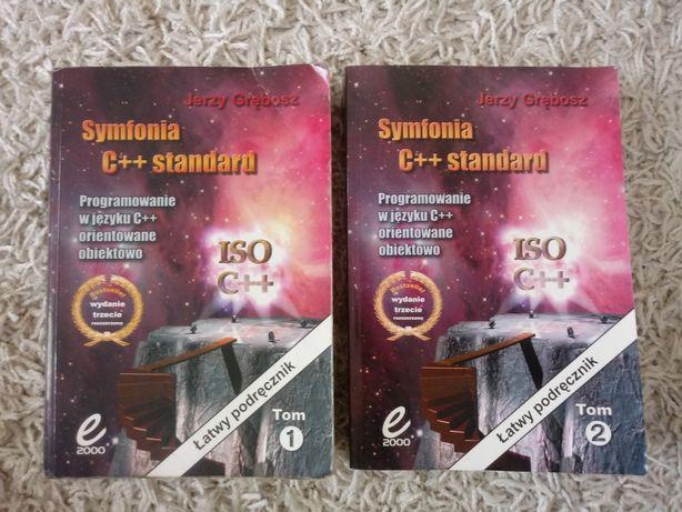 Symfonia c++ standard. Wydanie trzecie rozszerzone
