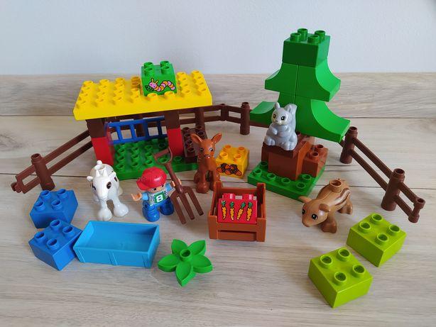 LEGO Duplo Leśne zwierzęta 10582