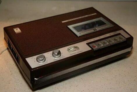 Культовый магнитофон Электроника-302 из времён СССР,б/у
