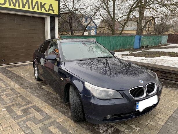 BMW 5 525D E60 2005 Diesel (Комфорт салон)