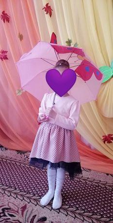 Продам платье на девочку рост 116